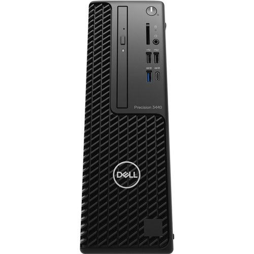 Dell Precision 3000 3440 Workstation - Intel Core i5 Hexa-core (6 Core) i5-10500 10th Gen 3.10 GHz - 16 GB DDR4 SDRAM RAM - 1 TB HDD - Small Form Factor