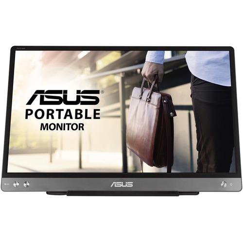 "Asus ZenScreen MB14AC 14"" Full HD LCD Monitor   16:9   Dark Gray 300/500"