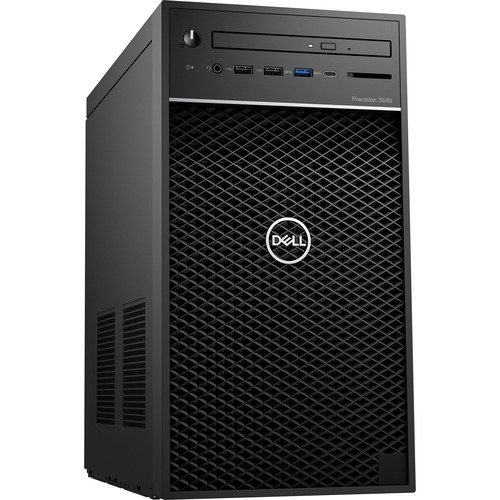 Dell Precision 3000 3640 Workstation - Core i7 i7-10700 - 16 GB RAM - 512 GB SSD - Tower