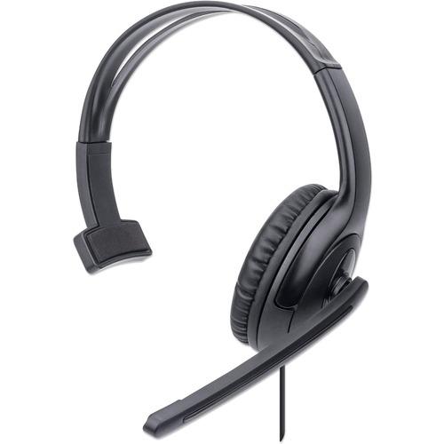Manhattan Mono USB Headset