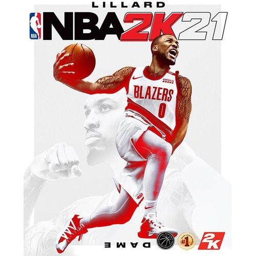 NBA 2K21 Standard Edition - Xbox One