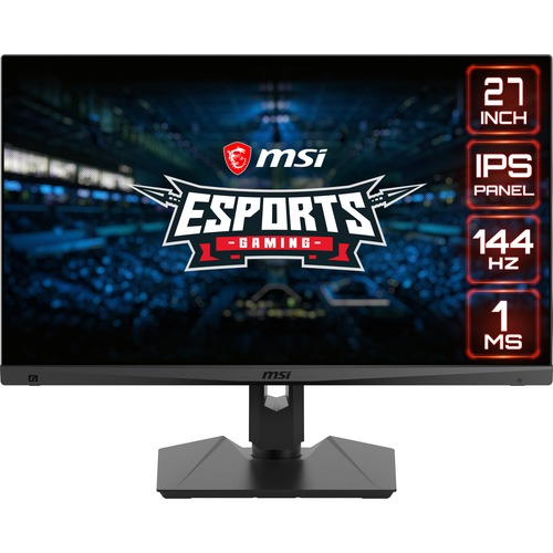 "MSI Optix MAG274R 27"" Full HD Gaming LCD Monitor   16:9   Black 300/500"