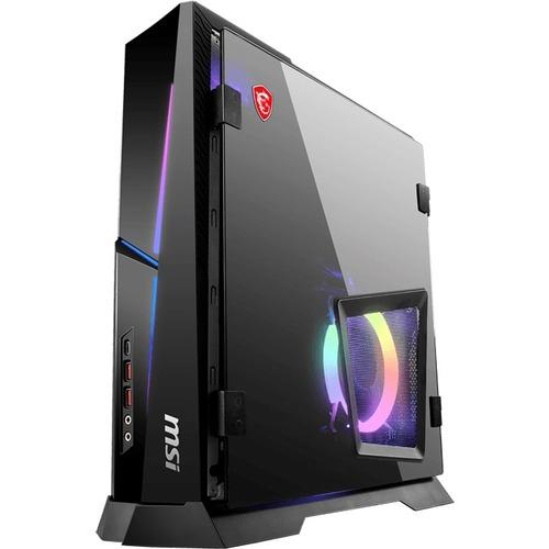 MSI MPG Trident AS 10th 10SC-1208US Gaming Desktop Computer - Intel Core i7 10th Gen i7-10700F Octa-core (8 Core) 2.90 GHz - 16 GB RAM DDR4 SDRAM - 1 TB SSD - Desktop Slimline