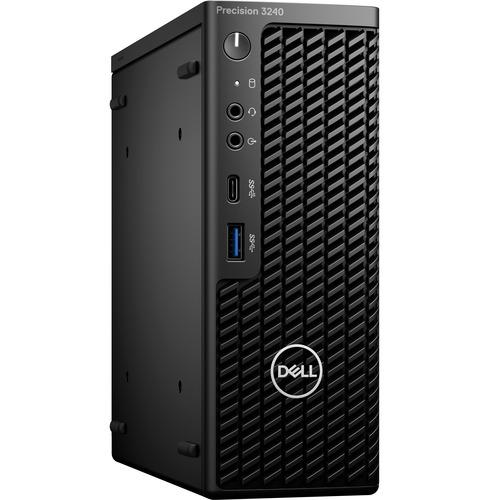 Dell Precision 3000 3240 Workstation - Core i7 i7-10700 - 16 GB RAM - 512 GB SSD - Ultra Small