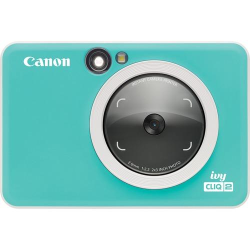 Canon IVY CLIQ 5 Megapixel Instant Digital Camera - Turquoise