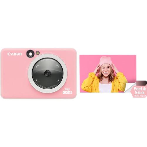 Canon IVY CLIQ+2 8 Megapixel Instant Digital Camera   Rose Gold 300/500