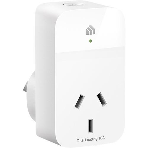 Kasa Smart WiFi Plug Slim With Energy Monitoring 300/500