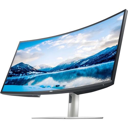 """Dell UltraSharp U3421WE 34.1"""" Curved Screen LCD Monitor"""