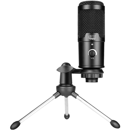 Adesso Xtream M4 Wired Condenser Microphone 300/500