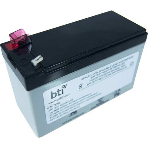 REPLACEMENT UPS BATTERY FOR APC APCRBC158-SLA158APC BX1000M, BX1000M-LM60, BX100
