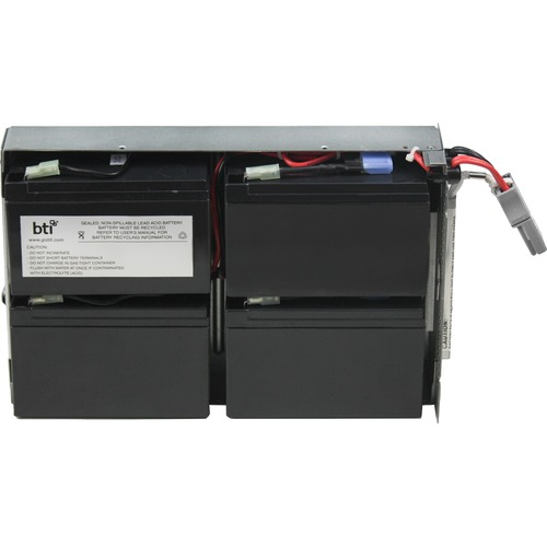 REPLACEMENT UPS BATTERY FOR APC APCRBC157-SLA157APC SMT1000RM2UC, SMT1000RMI2UC,