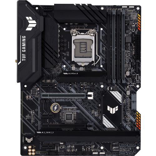 TUF GAMING H570-PRO WIFI Desktop Motherboard - Intel Chipset - Socket LGA-1200 - Intel Optane Memory Ready - ATX
