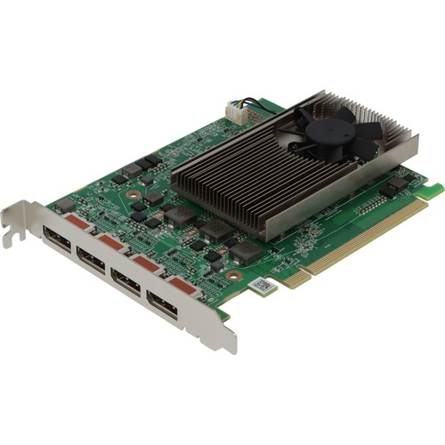 VisionTek AMD Radeon RX 550 Graphic Card   4 GB GDDR5   Full Height 300/500