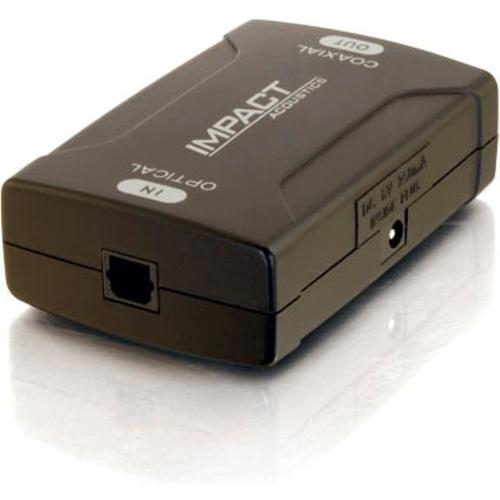 C2G Optical To Coaxial Digital Audio Converter 300/500