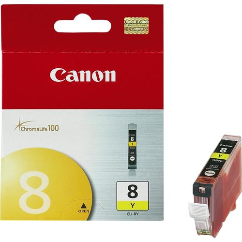 Canon CLI 8Y Original Ink Cartridge 300/500
