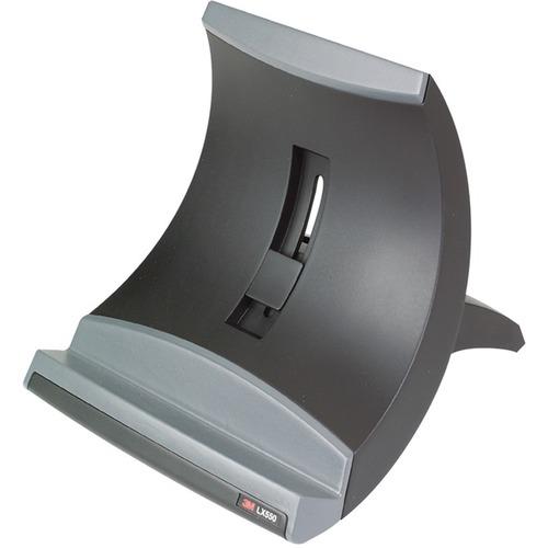 3M Ergonomic Vertical Notebook Computer Riser