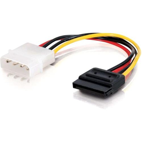 C2G 6in Serial ATA Power Adapter Cable 300/500