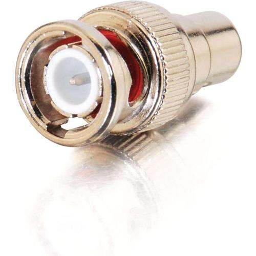 C2G RCA Female to BNC Male Video Adapter
