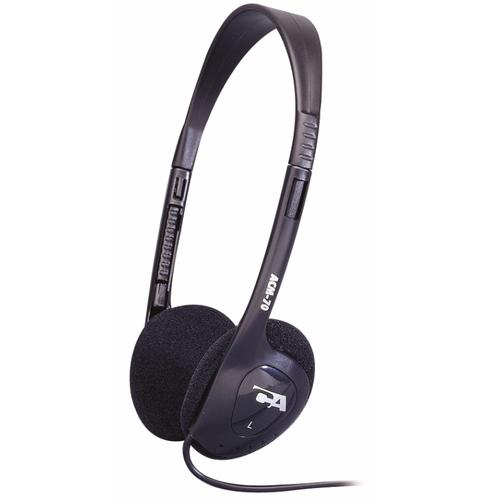 Cyber Acoustics ACM 70b Lightweight PC/Audio Stereo Headphone 300/500