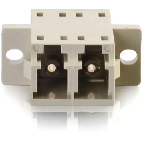 C2G LC/LC Duplex Multimode Fiber Coupler Alternate-Image1/500