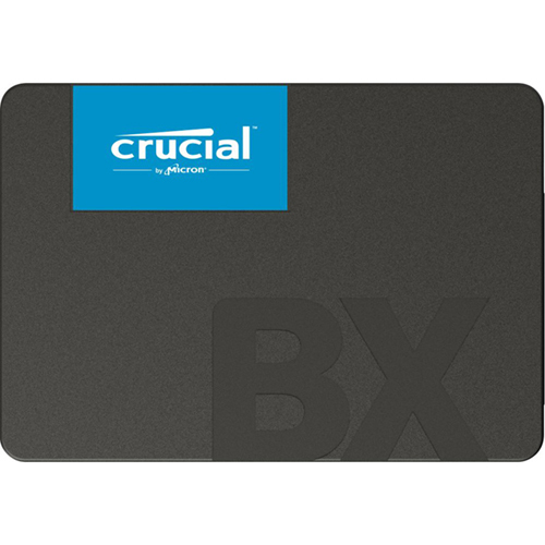 "Crucial BX500 240 GB Solid State Drive   2.5"" Internal   SATA (SATA/600) Alternate-Image1/500"