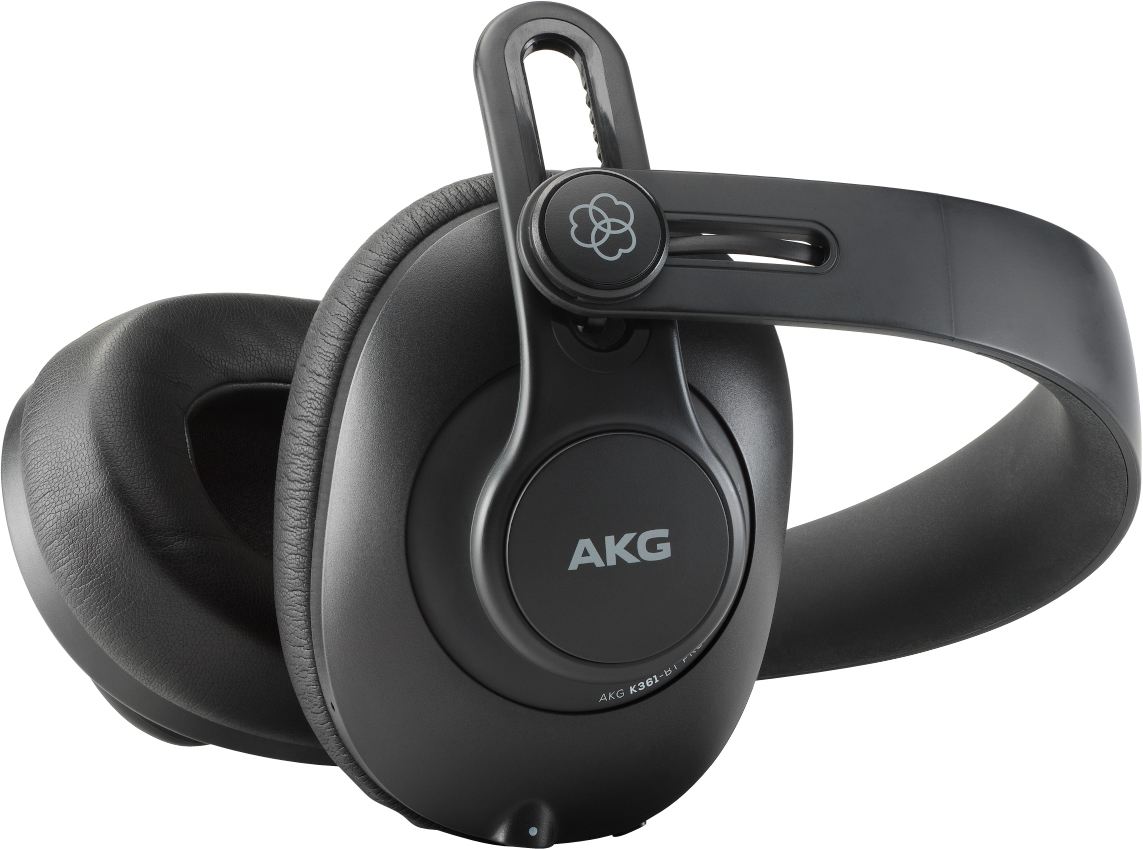 AKG K361 BT Over Ear, Closed Back, Foldable Studio Headphones With Bluetooth Alternate-Image1