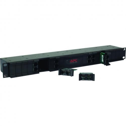 APC By Schneider Electric ProtectNet PRM24 24 Outlet Surge Protection Module Alternate-Image1/500