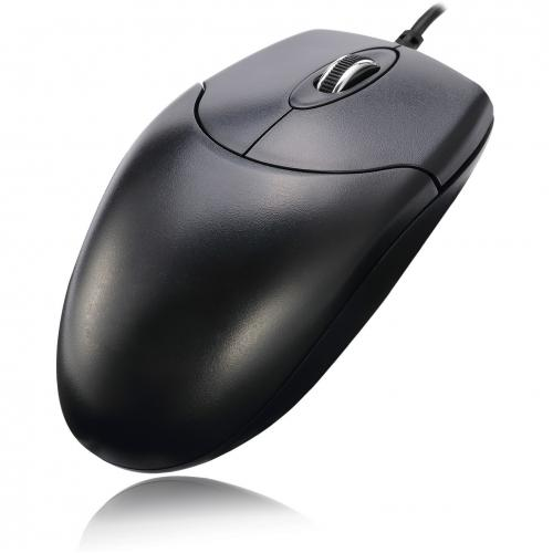 Adesso HC 3003US   3 Button Desktop Optical Scroll Mouse (USB) Alternate-Image1/500