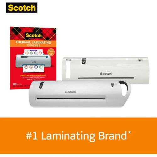 Scotch Thermal Laminating Pouches Alternate-Image1/500