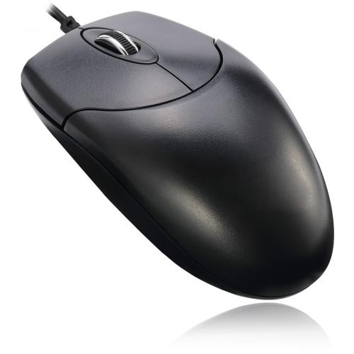 Adesso HC 3003PS   3 Button Desktop Optical Scroll Mouse (PS/2) Alternate-Image1/500