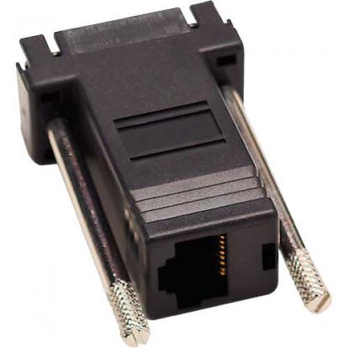 Digi TS DB 9M To RJ 45 Modem Adapter Alternate-Image1/500