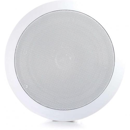 C2G Cables To Go 6in Ceiling Speaker   White Alternate-Image1/500