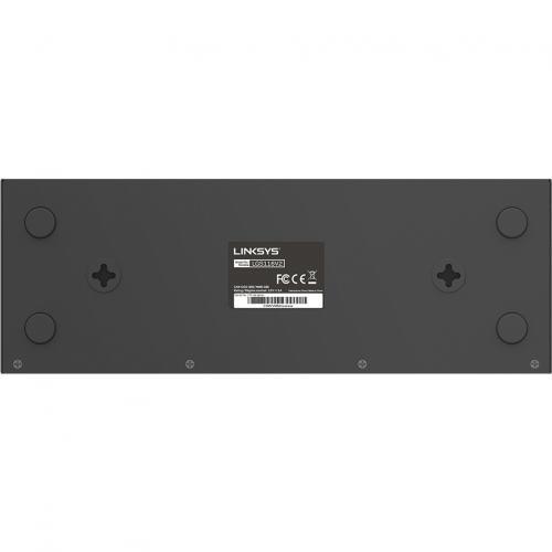 Linksys LGS116 16 Port Gigabit Ethernet Switch Alternate-Image1/500