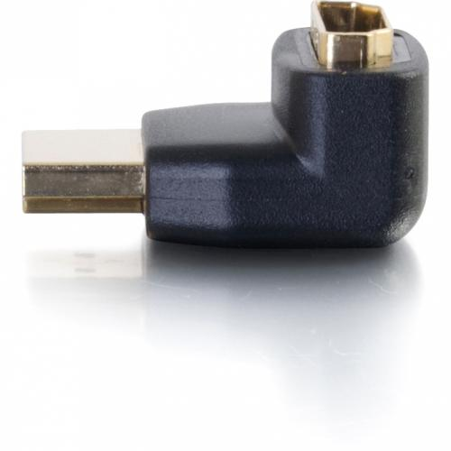 C2G HDMI To HDMI 90° Up Adapter   Male To Female Alternate-Image1/500