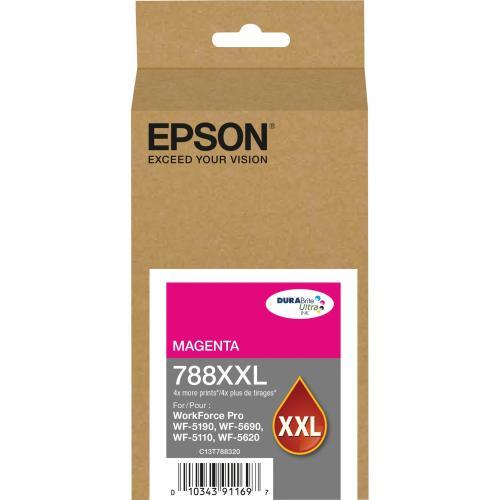 Epson DURABrite Ultra 788XXL Original Ink Cartridge   Magenta Alternate-Image1/500