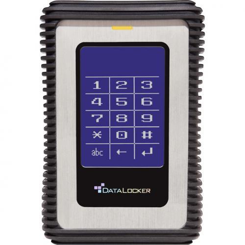 DataLocker DL3 2 TB Encrypted External Hard Drive Alternate-Image1/500
