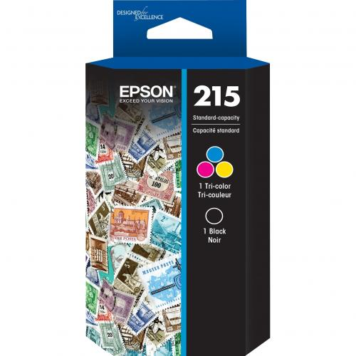 Epson T215120 BCS Multi Pack Ink Cartridge , Black Alternate-Image1/500