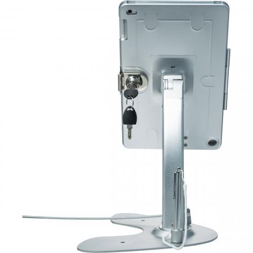 CTA Digital Anti Theft Security Kiosk Stand???For Ipad 2 4 & Ipad Air 1 2 Alternate-Image1/500