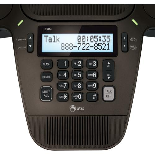 AT&T SB3014 DECT 6.0 Conference Phone Alternate-Image1/500