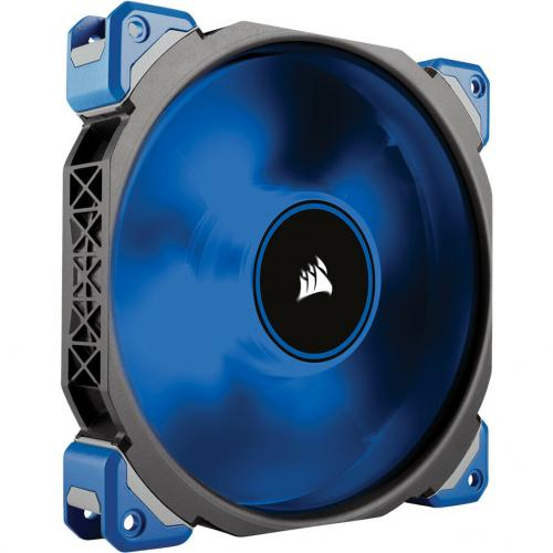 Corsair ML140 Pro LED, Blue, 140mm Premium Magnetic Levitation Cooling Fan CO 9050048 WW Alternate-Image1/500