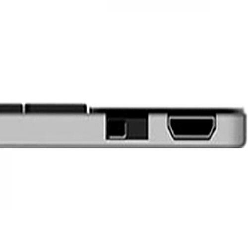 Adesso WKB 1000BB Bluetooth Mini Keyboard Alternate-Image1/500