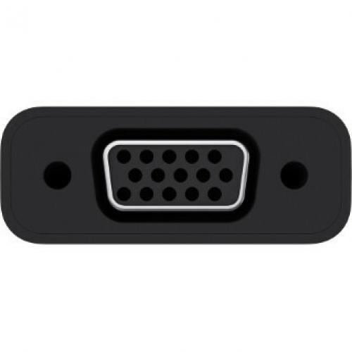 Belkin USB C To VGA Adapter (For Business / Bag & Label) Alternate-Image1/500