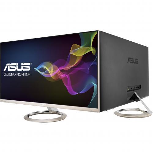 "Asus Designo MX27UC 27"" 4K UHD LED LCD Monitor   16:9   Icicle Gold, Black Alternate-Image1/500"