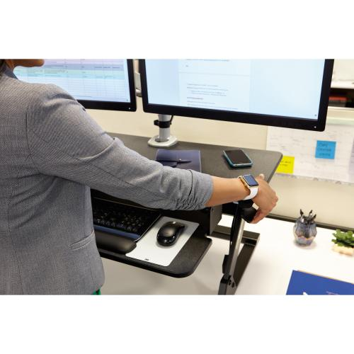 3M Precision Standing Desk Alternate-Image1/500