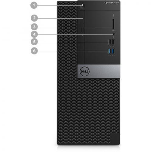 5050 MT I5 7500 8GB 500GB Alternate-Image1/500