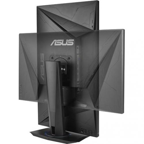 "Asus VG275Q 27"" Full HD LED LCD Monitor   16:9   Black Alternate-Image1/500"