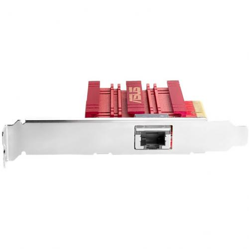 Asus XG C100C 10Gigabit Ethernet Card Alternate-Image1/500