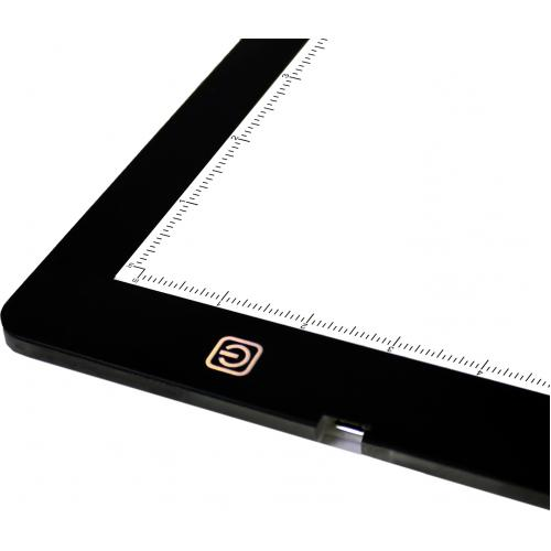 "Adesso CyberPad P1  12"" X 9"" LED Light Tracing Pad Alternate-Image1/500"