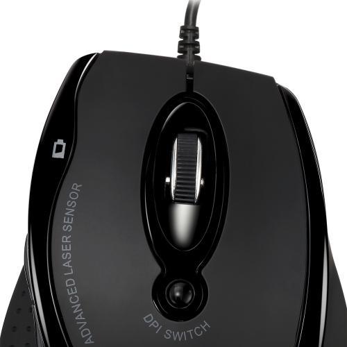 Adesso IMouse G2   Ergonomic Optical Mouse Alternate-Image1/500