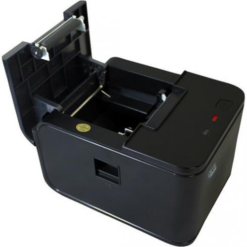 Adesso NuPrint 210 Direct Thermal Printer   Monochrome   Desktop   Receipt Print Alternate-Image1/500